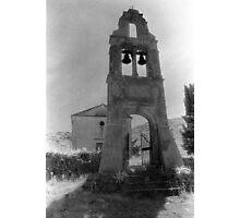 Silent Bells Photographic Print