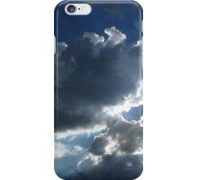 His Grace Shining Down iPhone Case/Skin