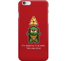 The Legend of TMNT - Raphael iPhone Case/Skin