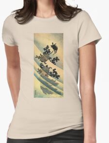 'Turtles' by Katsushika Hokusai (Reproduction). T-Shirt