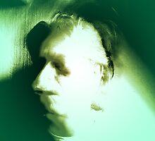 Self portrait 1 by davidsonmick