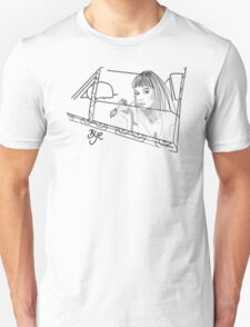 BYE... Unisex T-Shirt