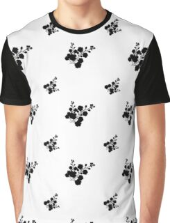 Forget me not. Floral pattern, version 1 Graphic T-Shirt
