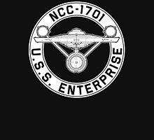 USS Enterprise Logo - Star Trek - NCC-1701 (TOS) T-Shirt
