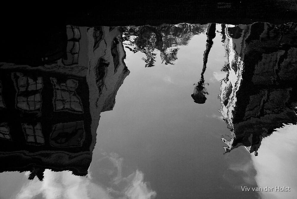 Reflections, Amsterdam by Viv van der Holst
