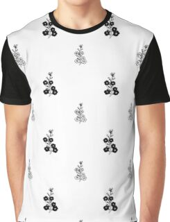 Forget me not. Floral pattern, version 2 Graphic T-Shirt