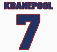 National baseball player Ed Kranepool jersey 7 by imsport