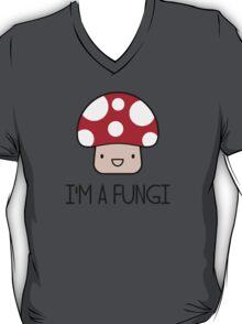 I'm a Fungi Fun Guy Mushroom T-Shirt