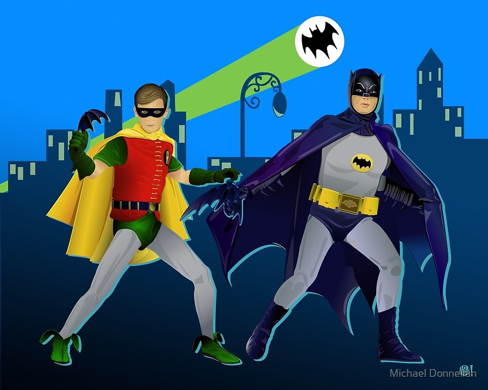 The Dynamic Duo by Michael Donnellan