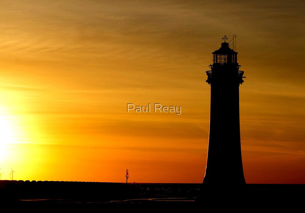 In the glow of the night by Paul Reay