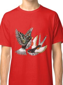 Sparrow & Swallow Classic T-Shirt