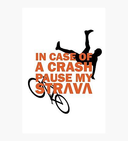 Bicycle Addict Photographic Print