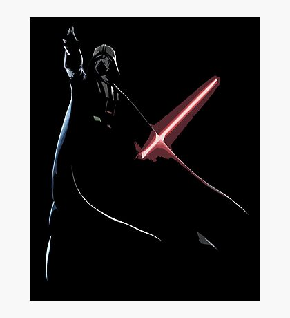 darth Photographic Print