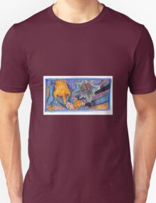 Welcome to the battledome Unisex T-Shirt