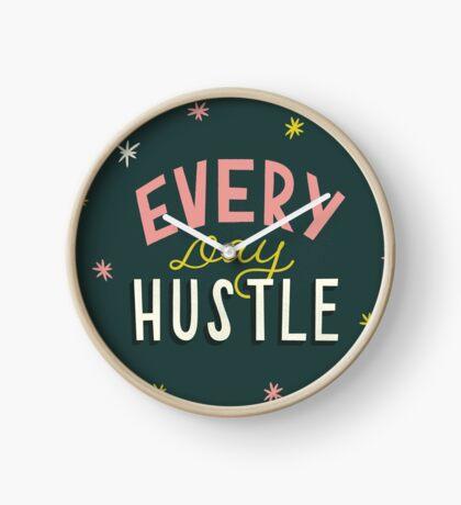 Everyday Hustle Clock
