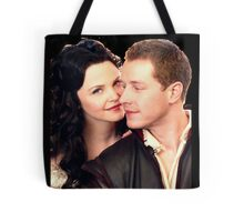 Once Upon a Time - Snow x Charming Tote Bag