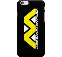 Weyland Yutani Corp iPhone Case/Skin
