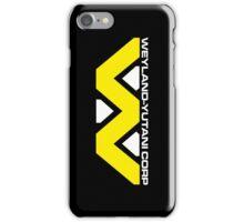 Weyland Yutani Corp iPhone Case/Skin