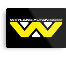 Weyland Yutani Corp Metal Print