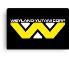 Weyland Yutani Corp Canvas Print