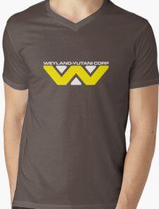 Weyland Yutani Corp Mens V-Neck T-Shirt