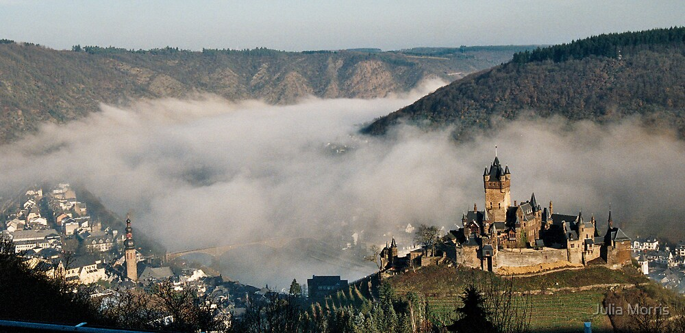 Cochem Castle by Julia Morris
