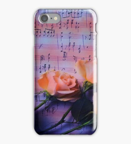 I Only Know Love iPhone Case/Skin