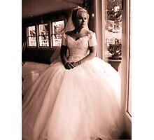 Bridal Reflection Photographic Print