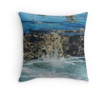 Rockpools 1 Throw Pillow