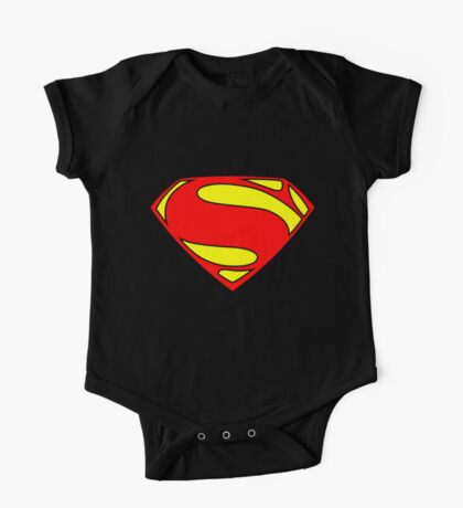 SUPERMAN One Piece - Short Sleeve