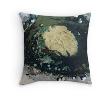 Rockpools 3 Throw Pillow
