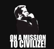 On a Missions to Civilize! by prunstedler