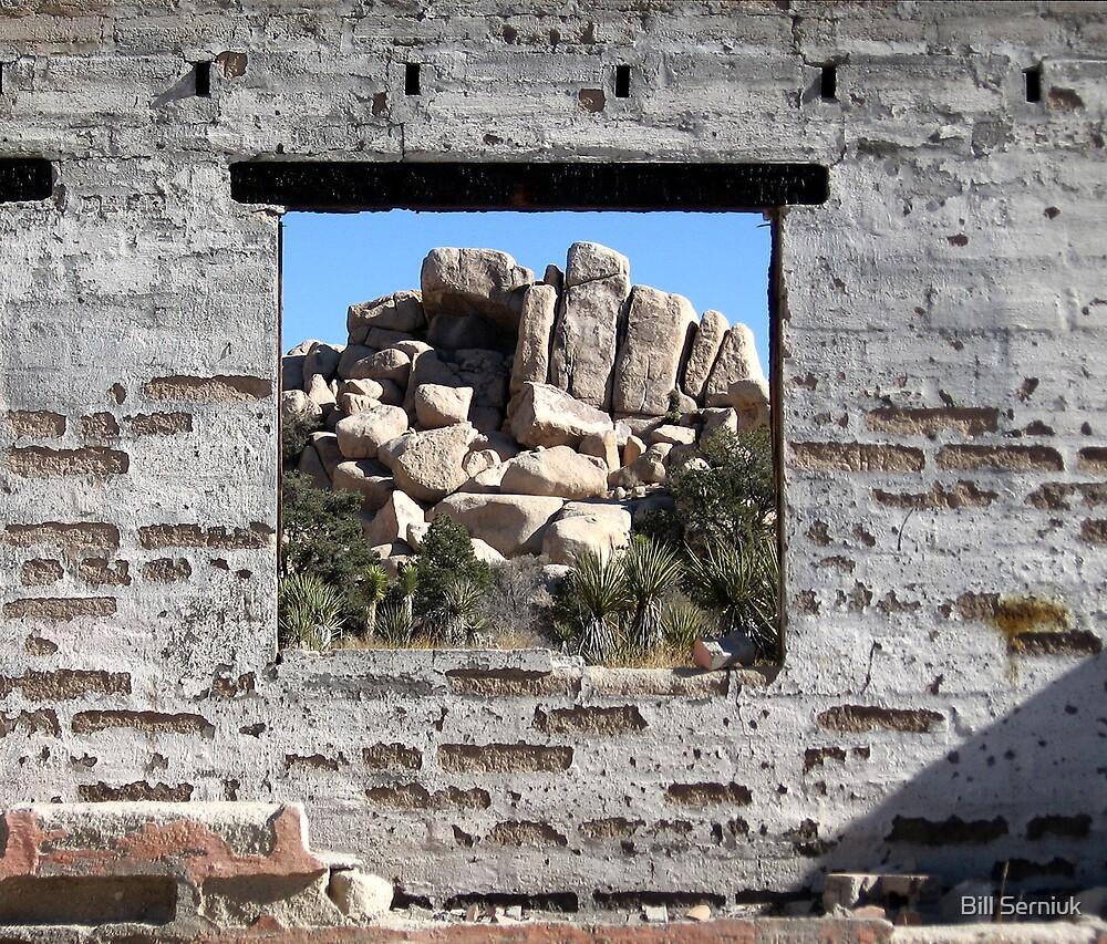 Uncle Willie's Window by Bill Serniuk