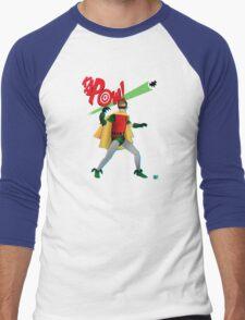 The Boy Wonder Men's Baseball ¾ T-Shirt