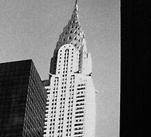 Chrysler Building, NYC by John Douglas