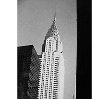 Chrysler Building, NYC Photographic Print