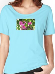Bougainvillea in Aguilas, Murcia Women's Relaxed Fit T-Shirt