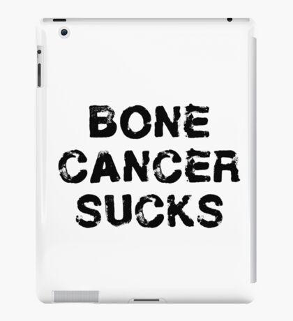 Bone Cancer T Shirt iPad Case/Skin