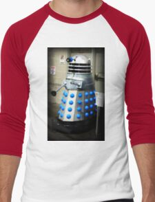 Exterminate! Men's Baseball ¾ T-Shirt