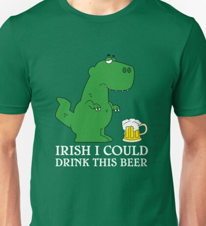 St Patricks Day T Shirt and Apparel Unisex T-Shirt