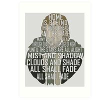 Pippin's Song Art Print