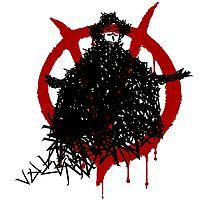 V for Vendetta - V made of V by RellikJoin