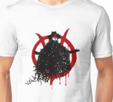 V for Vendetta - V made of V Unisex T-Shirt