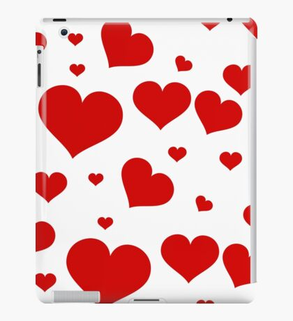 Love banniere  iPad Case/Skin