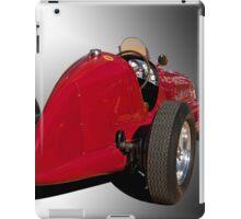 1939 Maserati 8CTF Race Car II iPad Case/Skin