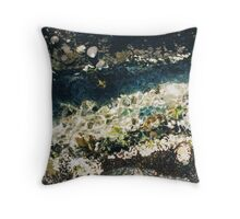 Rockpools 13 Throw Pillow