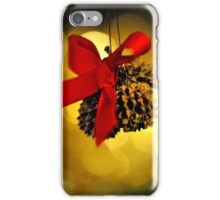 Tiny Christmas Cones iPhone Case/Skin