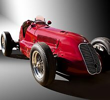 1939 Maserati 8CTF Race Car III by DaveKoontz