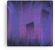 Violet Mystery Canvas Print