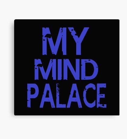 MY MIND PALACE Canvas Print